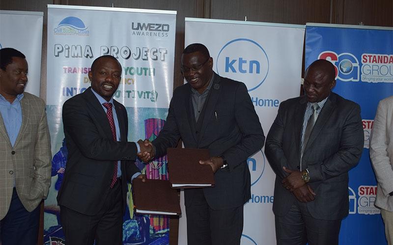 30 talented Kenyans to get jobs through new KTN show