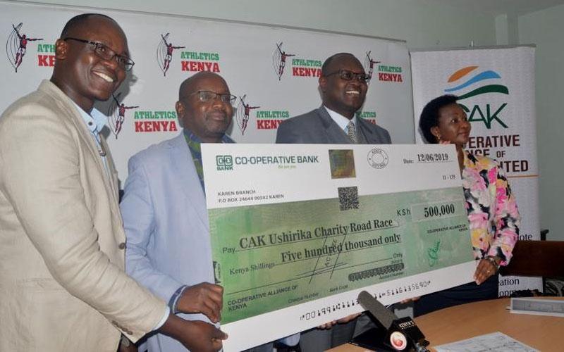 Athletics: Ushirika road race to help raise Sh50m