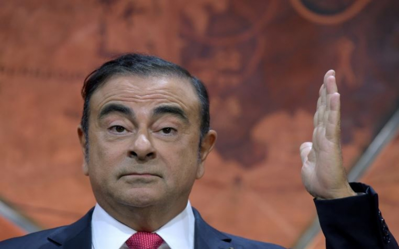Carlos Ghosn to speak for first time since Japan escape