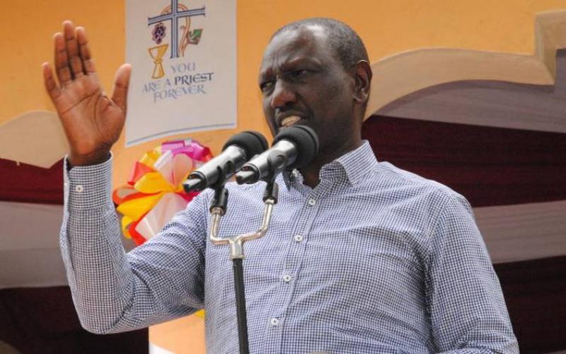 DP Ruto: My road to presidency is clear