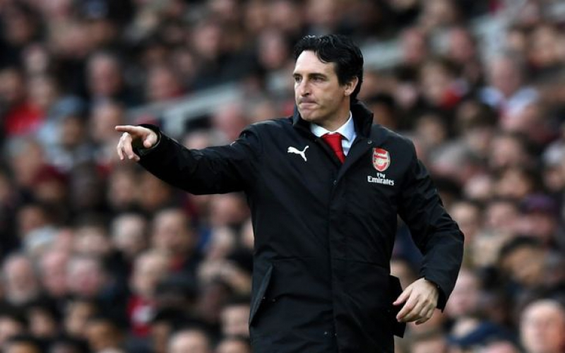 Emery believes a win over Eintracht Frankfurt will bring hope to Arsenal fans