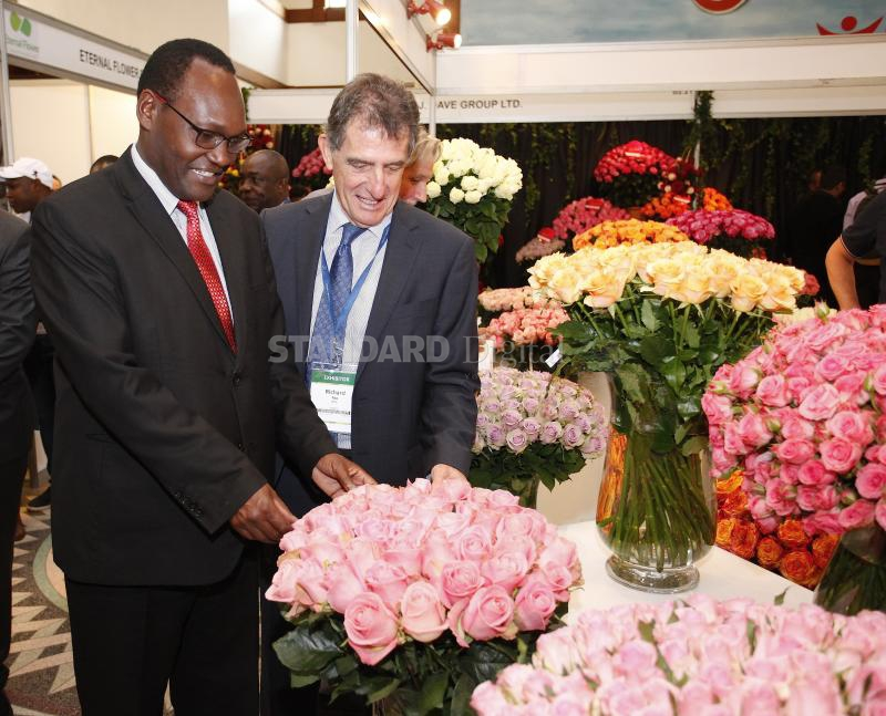 Flower exporters fear for space in KQ's flights to US