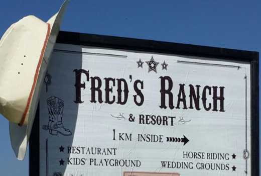 Fred's Ranch: To live the dream, I first hit rock bottom