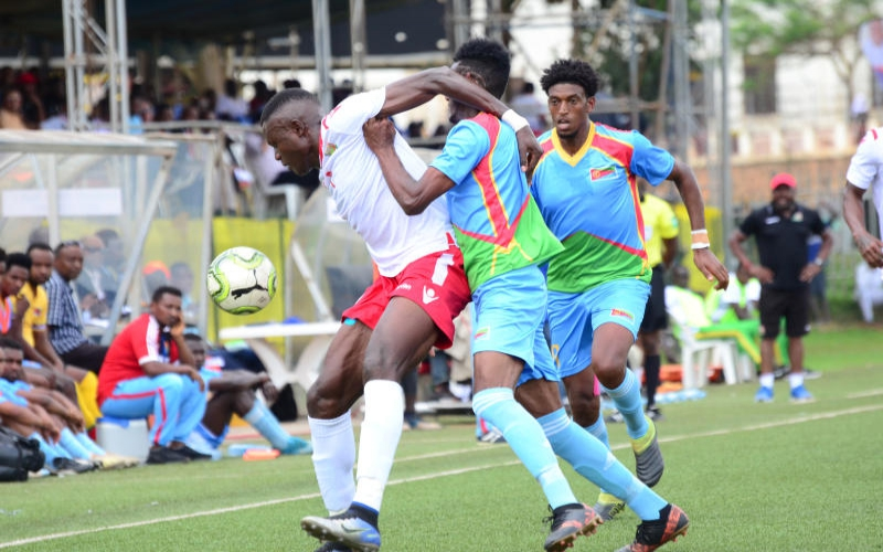 How Eritrea pushed out Harambee Stars from Challenge Cup