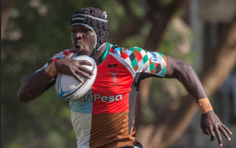 Kenya Harlequin focus on Oilers match