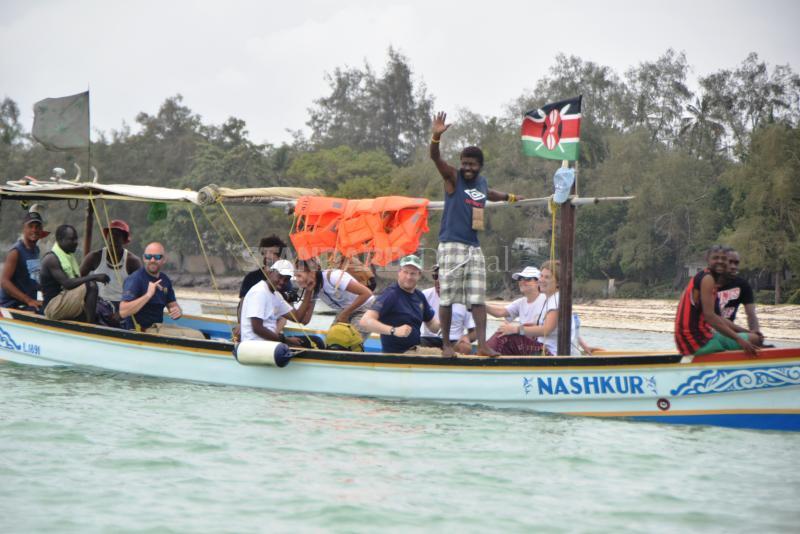Kenya's tourism tops in Africa