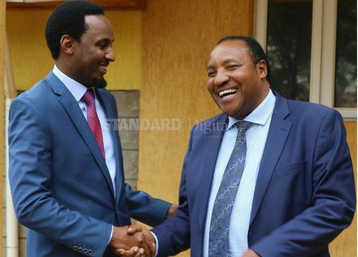 Kiambu ward reps impeach executive