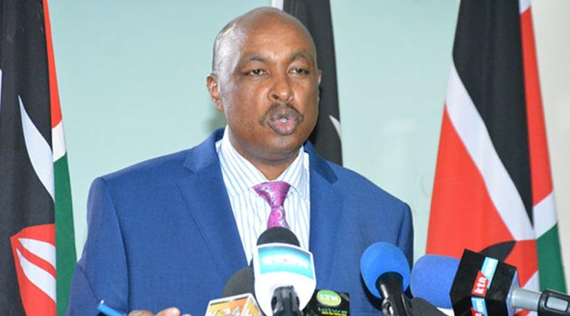 Kiraithe asks Kenyans to appreciate Chinese work