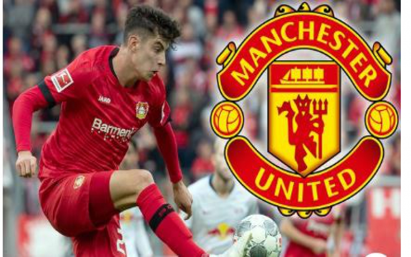 Man United and Liverpool in transfer battle to sign Bayer Leverkusen talent