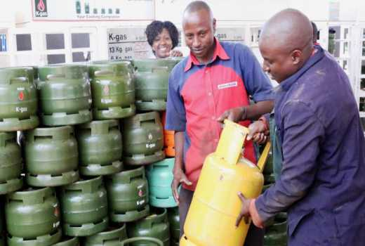 Murang'a set for Sh1b gas cylinder production plant