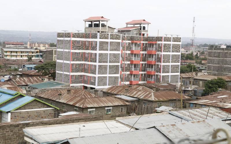 Nakuru ditches colonial look as city status beckons
