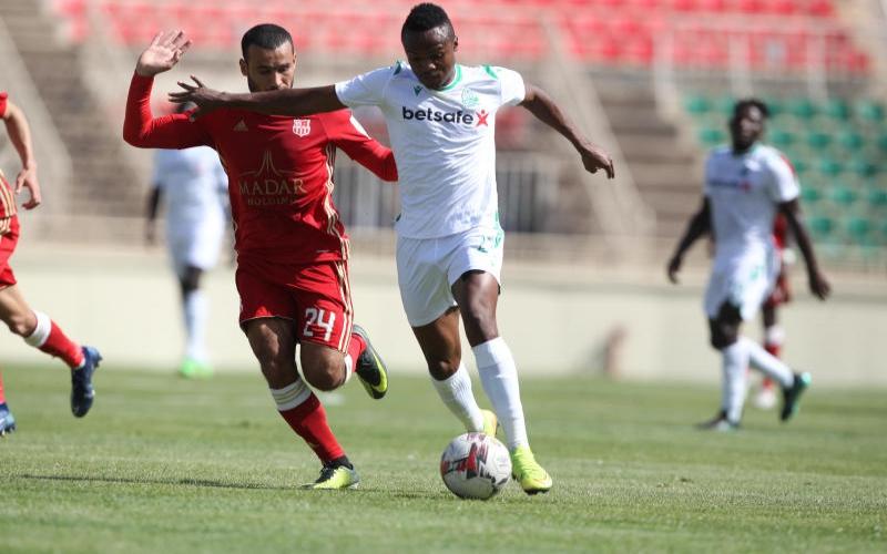CR Belouizdad knocks Gor Mahia out of CAF Champions League