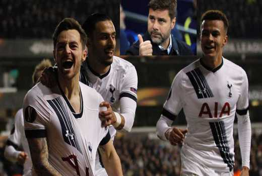 Pochettino open to work with retired 26 year old former Spurs midfielder