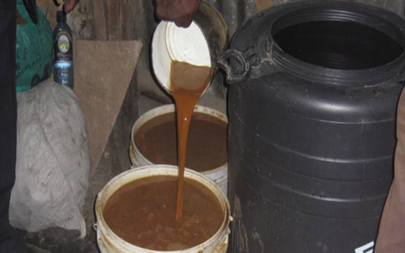 Police launch crackdown on illicit brewers in Samburu Central