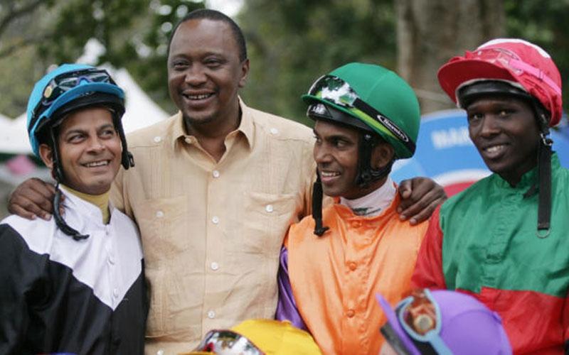 Britam Horse Race