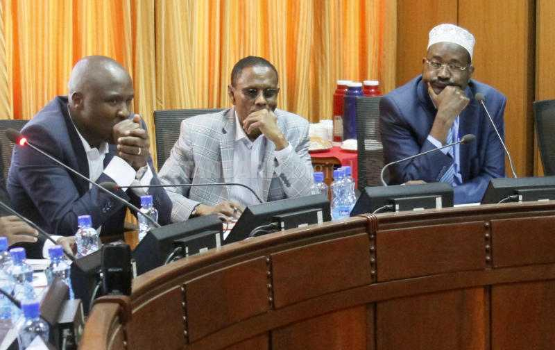 Rebel MPs now want court to punish Jubilee for ouster bid