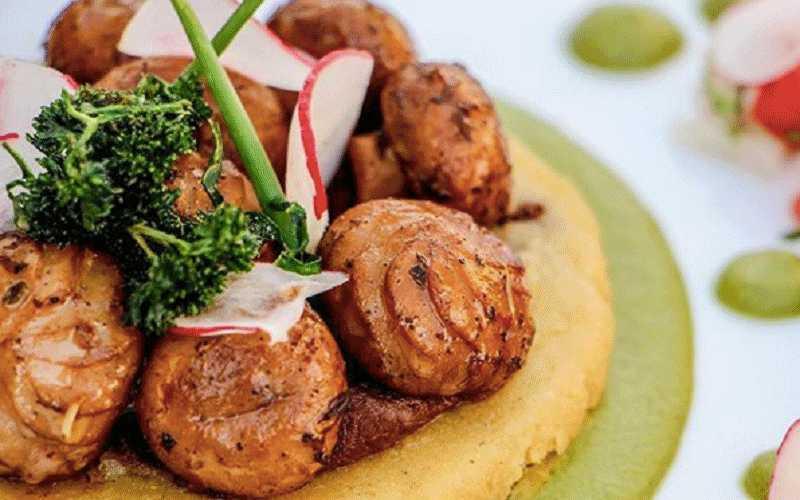Recipe: Mushroom salbute