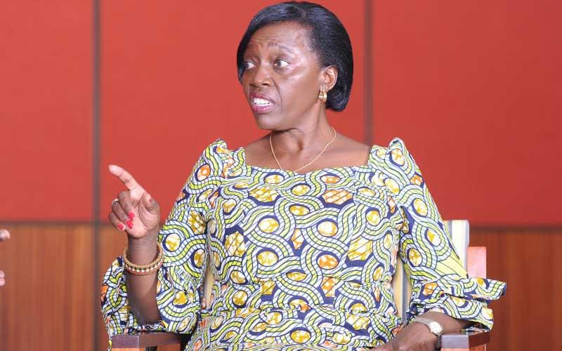 Residents tell Martha Karua to accept defeat