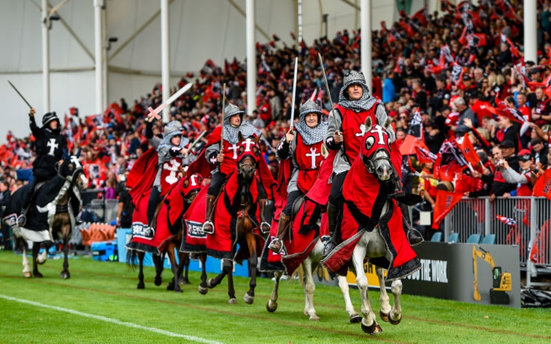 Rugby: Crusaders review 'offensive' name, branding after mosque attack