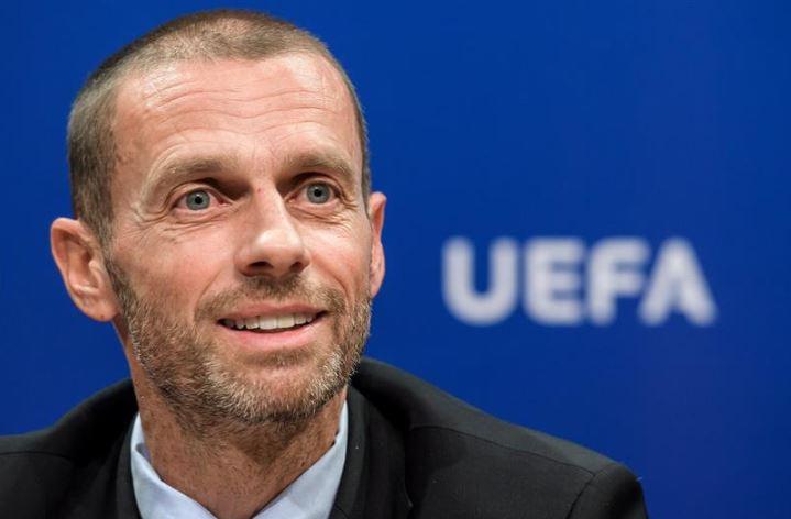Sorry fans - European Super League is 'fiction', insists UEFA chief