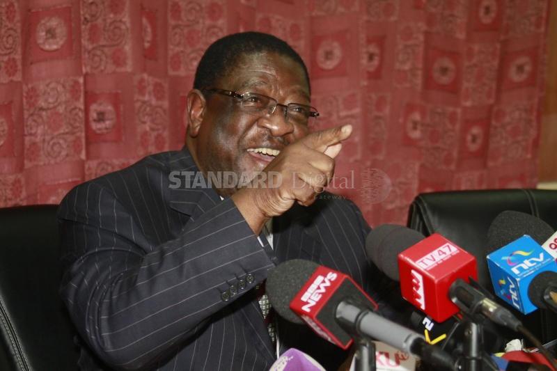 Wako dares US to prove graft claims