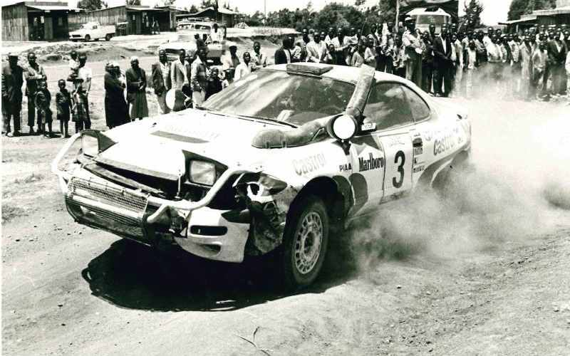 Time Safari Rally was the ultimate thrill for Easter