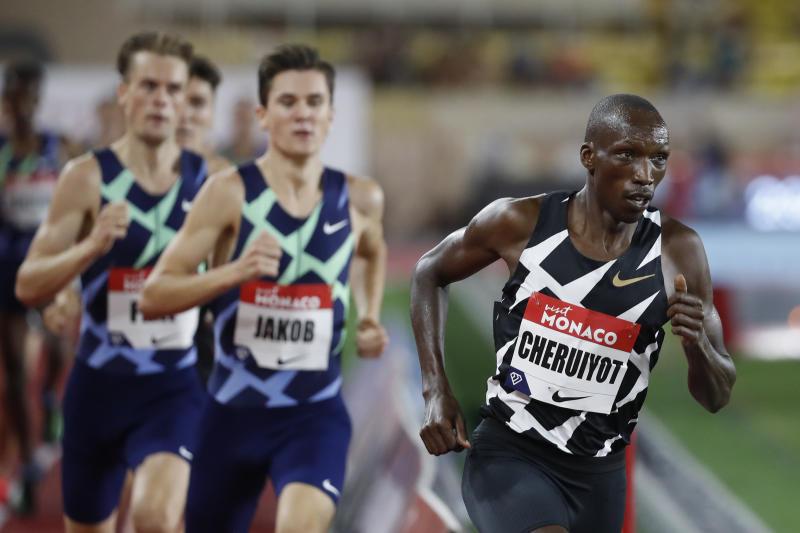 Tokyo Olympic Games: Timothy Cheruiyot in, Kamar Etyang out