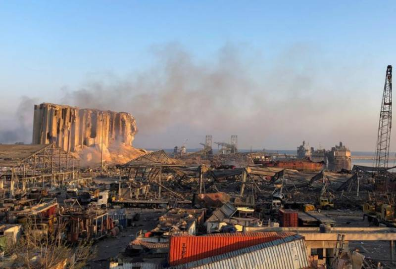 Toll expected to rise in blast that shook Beirut