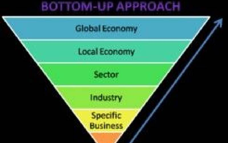 Top-down, bottom-up economy theories will not work in Kenya