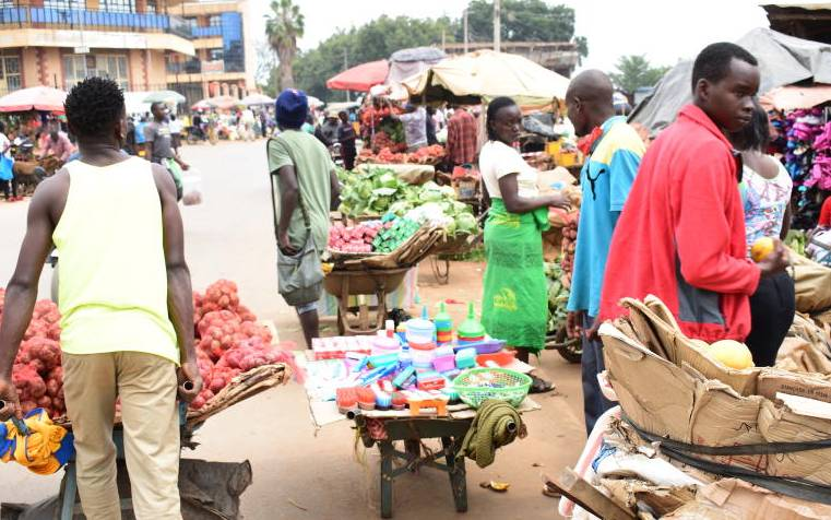 Traders cry foul after empty promises of relocation