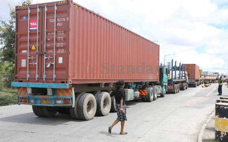 Truckers resume S Sudan trade route despite attacks