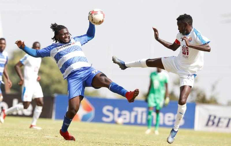 Tusker, Gor and AFC aiming to pile pressure on KCB
