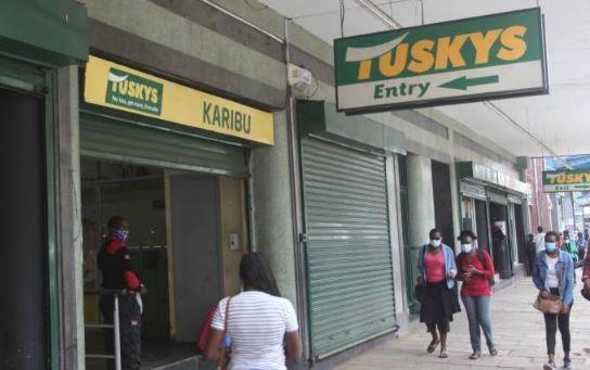 Tuskys in dire need of Sh2 billion