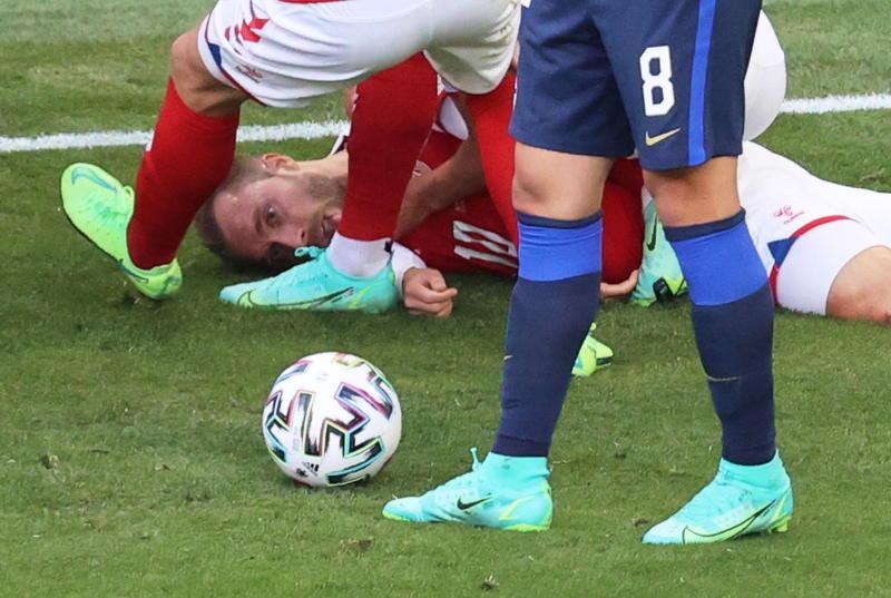 UEFA invites Eriksen, medics who saved him to Euros final