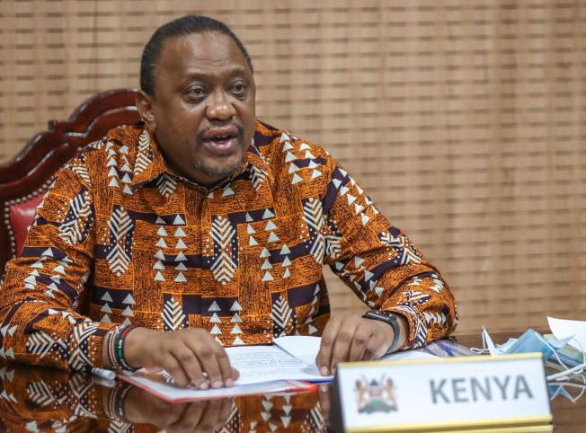 Uhuru convenes another Covid-19 summit to review measures