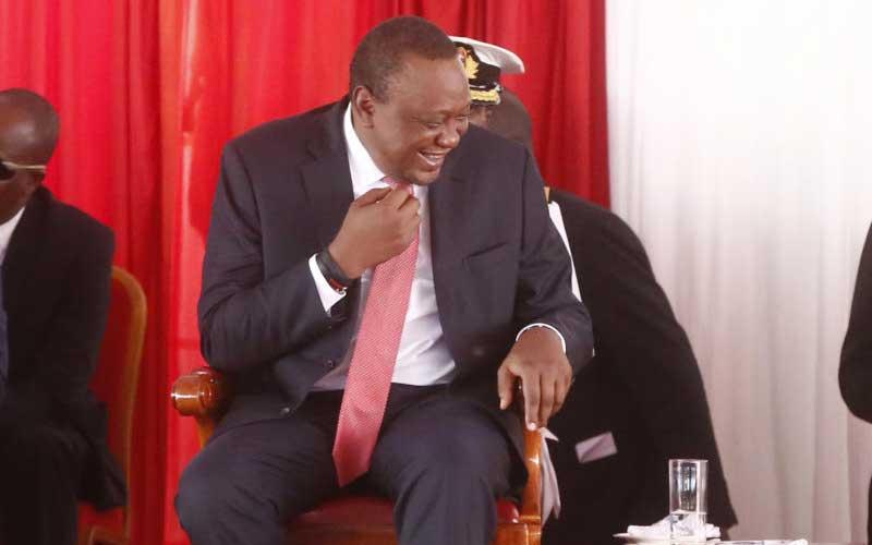 Maraga's Tano Tena gift for Uhuru — AG