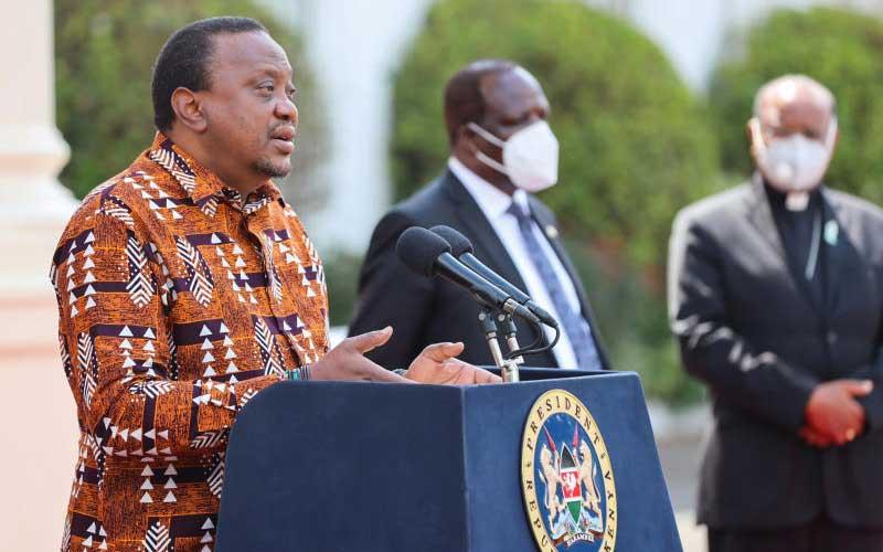 Uhuru issues ultimatum over Kemsa graft claims