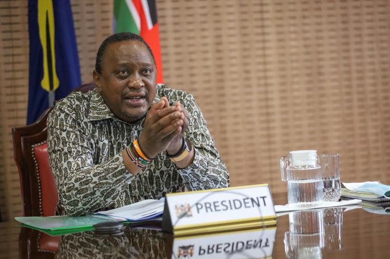 Uhuru: Return of Safari Rally has raised Kenya's profile as a sporting nation