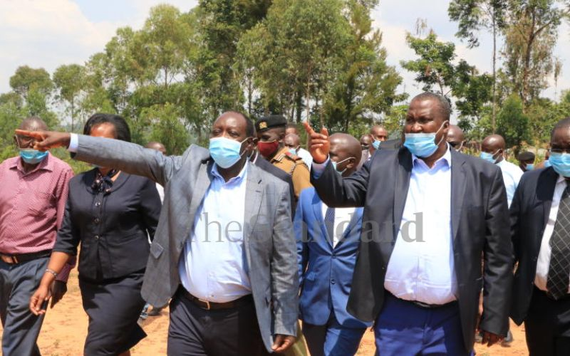 Uhuru tour: All set for the launch of two mineral factories in Western