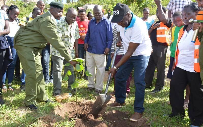 Uhuru urged to create climate change council