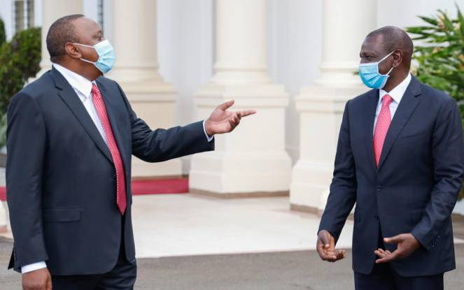 UhuRuto allies not ready for ceasefire