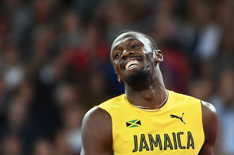 Jamaican Olympic sprinter Usain Bolt shares name, first pictures of newborn daughter
