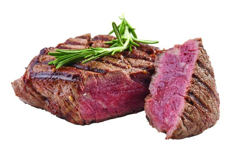 Vegans got it wrong, meat's the real thing!