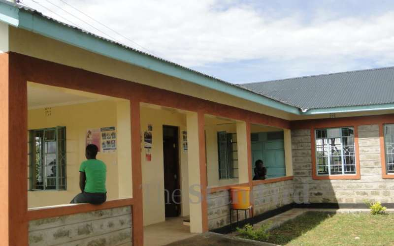 Village maternity centre eases mothers' agony