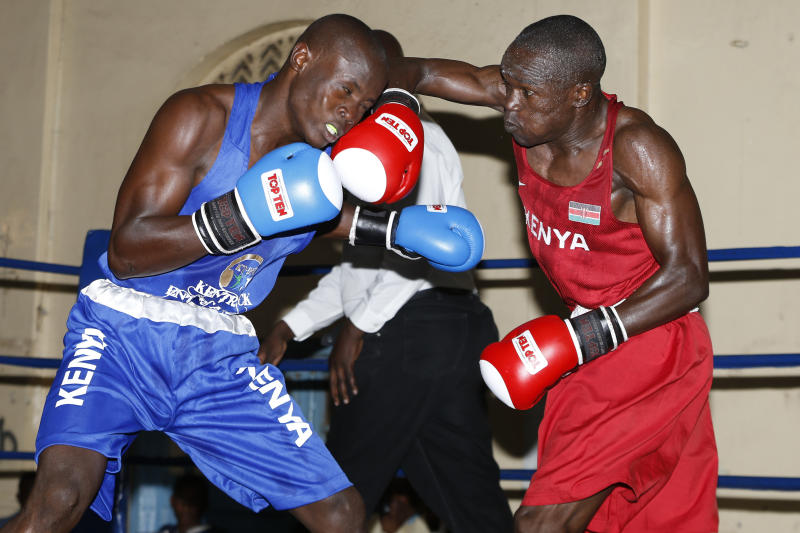 Waweru tips Okoth for good show at Olympics