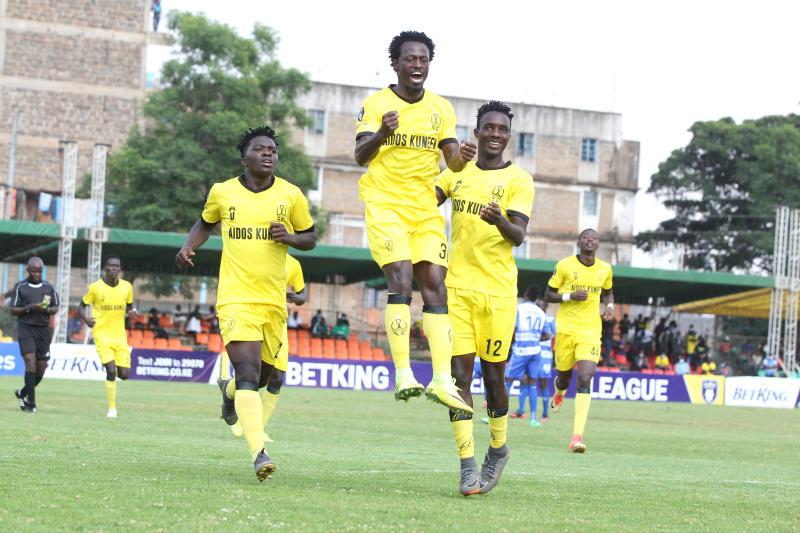Wazito, Sofapaka win as Bidco hold Kakamega Homeboyz