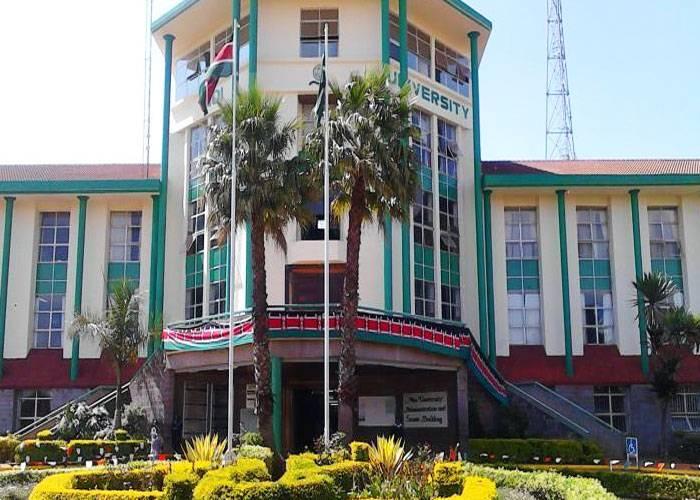 We're broke, Moi University now admits