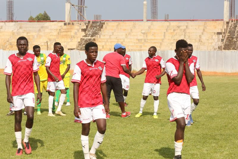Western Stima relegated as Mathare United escape drop