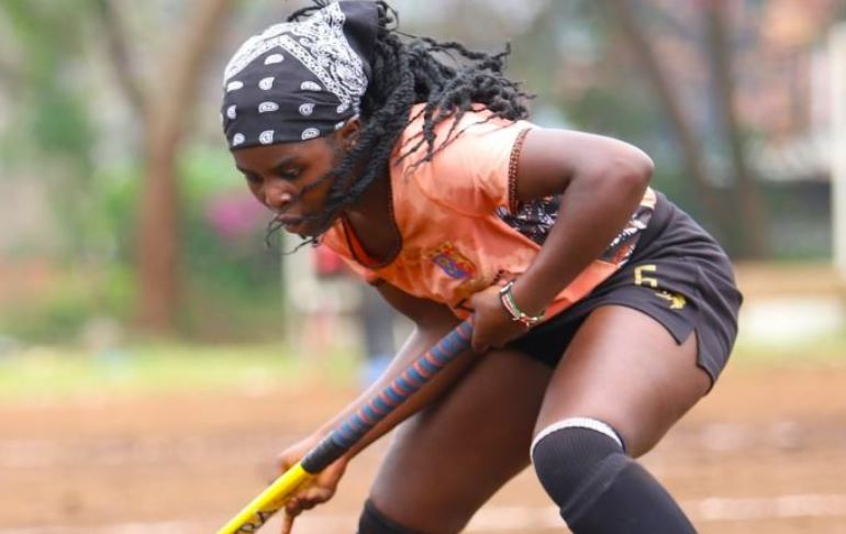 Why Adhiambo is itching for the stick once again