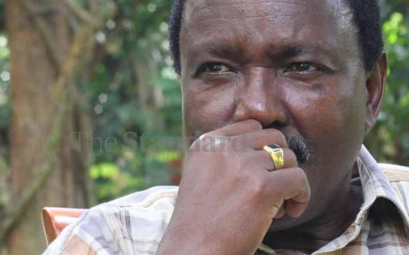 To break up or not: The big Raila, NASA gamble